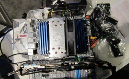 Kingston 64 GB RAM Demo