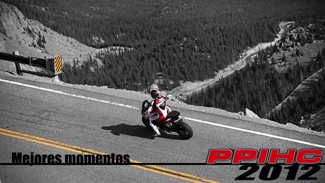 Pikes Peak 2012 Mejores Momentos