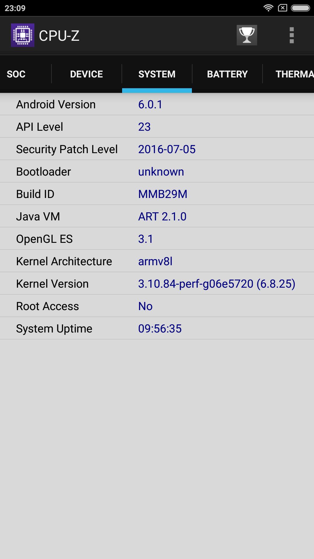 Foto de Xiaomi Mi Max, benchmarks (7/34)