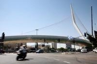 Jerusalén: un tranvía antibalas