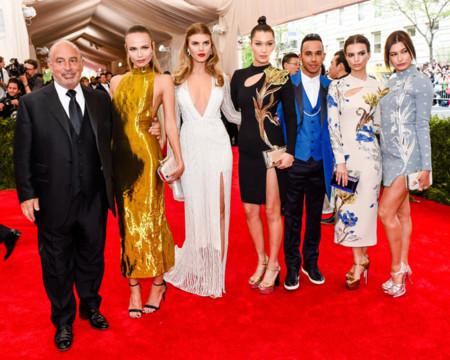 Bella Hadid Met Gala 2015