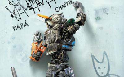 Ciencia-ficción: 'Chappie', de Neill Blomkamp