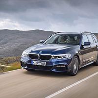 Nuevo BMW Serie 5 Touring: mismo poder y tecnología que el sedán, pero en envase familiar
