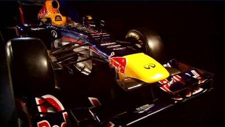 Presentación y vídeo del Red Bull RB8