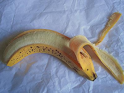 ¿Plátanos radioactivos?