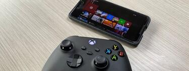 Cómo jugar a tu Xbox Series X o Series S desde el móvil, Android o iOS