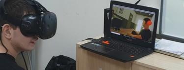 Esta empresa murciana ha creado una aplicación de realidad virtual para ayudar con el Trastorno de Espectro Autista