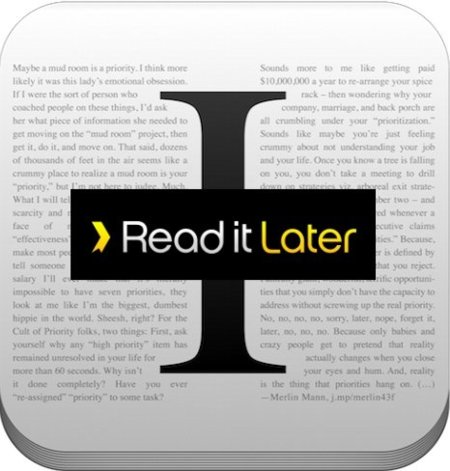 Cara a cara: Instapaper contra Read it Later