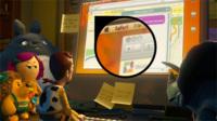 Toy Story 3 y Mac