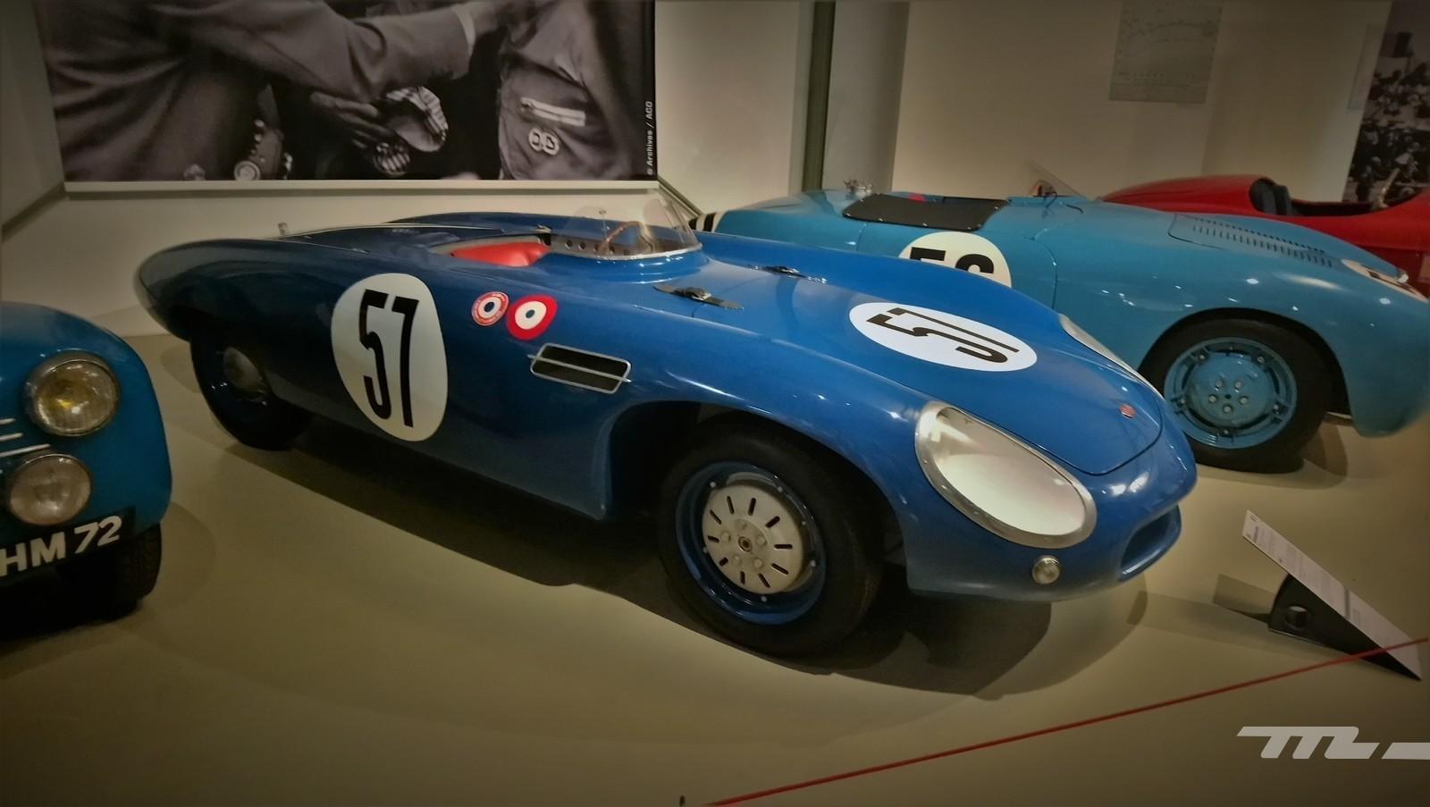 Museo de las 24 Horas de Le Mans (crecimiento)