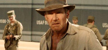 Disney retrasa otra vez 'Indiana Jones 5': Harrison Ford tendrá 78 años cuando vuelva a encarnar al arqueólogo aventurero