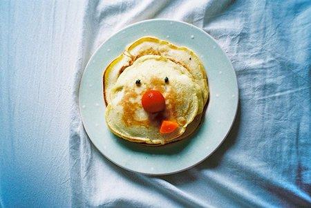 Desayunando con alegría
