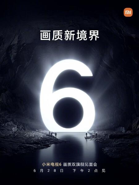 Mi Tv 6 Lanzamiento