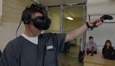 Libres en un mundo virtual: está compañía quiere que los presos vean el exterior y tengan visitas usando visores de realidad virtual