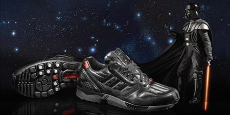 Adidas y Star Wars, la colaboración más espacial de 2010, Darth Vader