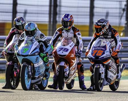Arenas Teruel Moto3 2020