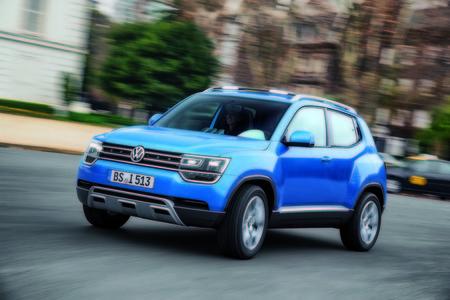 Volkswagen Taigun, a punto para 2016