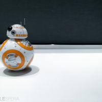 BB-8 te acompañará mientras ves Star Wars reaccionando ante la película