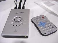 Iomega ScreenPlay, almacenamiento con funciones de reproducción
