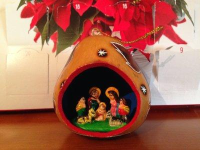 9 belenes raros que decoran la Navidad en algún lugar