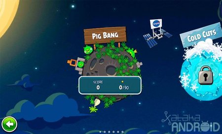 AngryBirds Space 1
