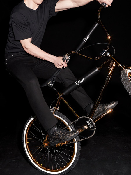 Dior Homme Bmx Picture By Alessio Bolzoni