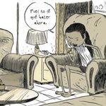 'Cita en Phoenix': un dibujante en la frontera
