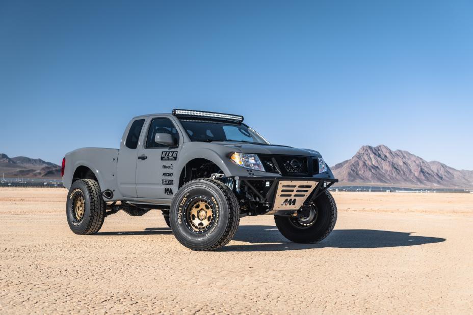 Foto de Nissan Frontier Desert Runner (5/22)