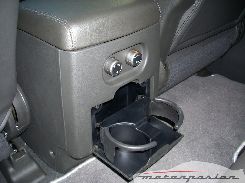 Foto de Nissan Pathfinder (prueba) (43/48)