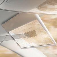 Bosch pretende digitalizar los parasoles, uno de los pocos elementos intactos en los coches
