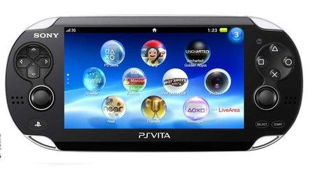 Sony descarta una pantalla 3D para PS Vita... por ahora