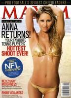 Anna Kournikova de nuevo en Maxim