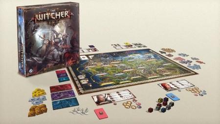 Se presenta el juego de mesa de The Witcher