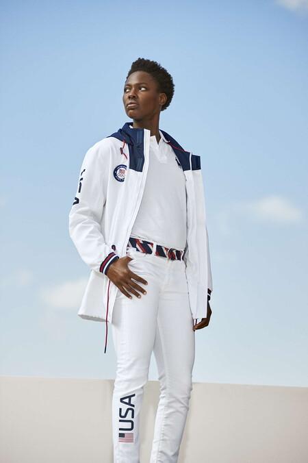 Ralph Lauren Ha Presentado El Uniforme Mas Bonito Y Sustentable Que Veremos En Los Juegos Olimpicos De Tokio 3