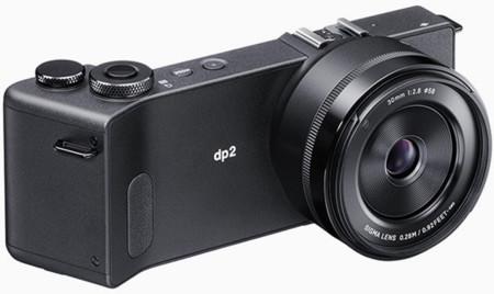 Sigma dp2 'Quattro' es una cámara muy diferente