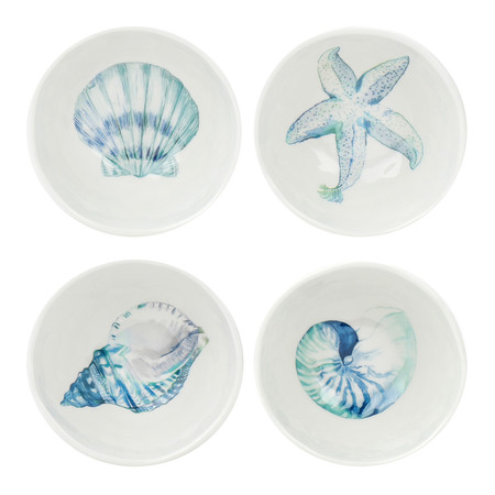 Set 4 bowls Conchas El Corte Inglés