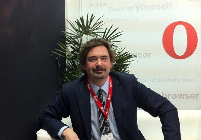 Jon Stephenson von Tetzchner opera software