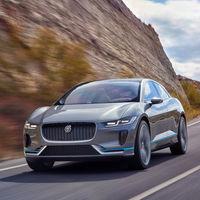 El Jaguar I-PACE de producción, primer eléctrico de la casa, estará en el Salón de Ginebra