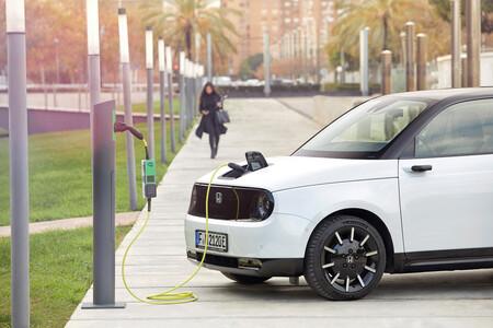 Honda e: solo 4.000 unidades vendidas en Europa en 2020