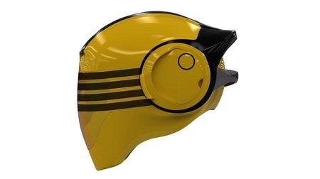 Cascos Del Rosario ¿Serán así los cascos del futuro?