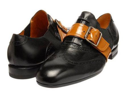 Dries Van Noten y los zapatos de la polémica