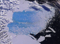 El peligro del deshielo antártico