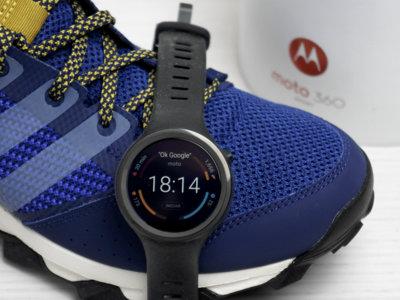 Moto 360 Sport, análisis: un smartwatch deportivo todavía lejos de ser un reloj para deportistas