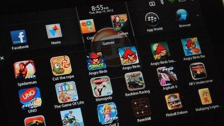 RIM podría estar pensando en crear su propio GameCenter para BlackBerry 10