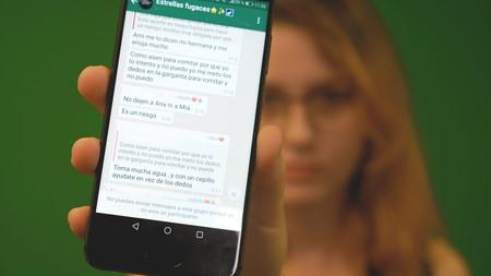 c29777677 Me he infiltrado un mes en grupos de WhatsApp de anoréxicas y ...