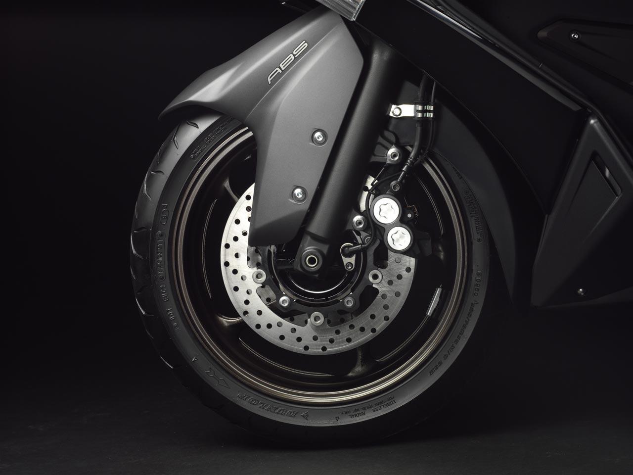 Foto de Yamaha T-Max 2012, detalles (5/32)