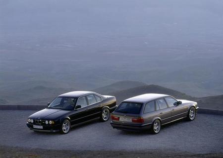 BMW M5 y BMW M5 Touring
