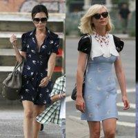 Victoria Beckham y Kirsten Dunst de Miu Miu ¿quién te gusta más?