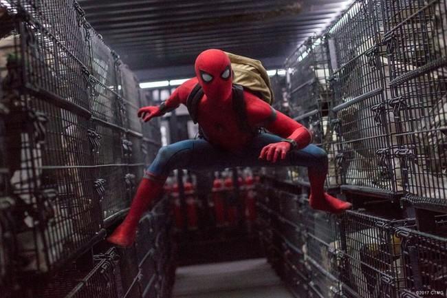 Spider Manhomecoming2