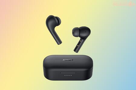 Los nuevos auriculares Bluetooth sin cables de Aukey prometen más autonomía y resistencia al agua por 18,79 euros en Amazon